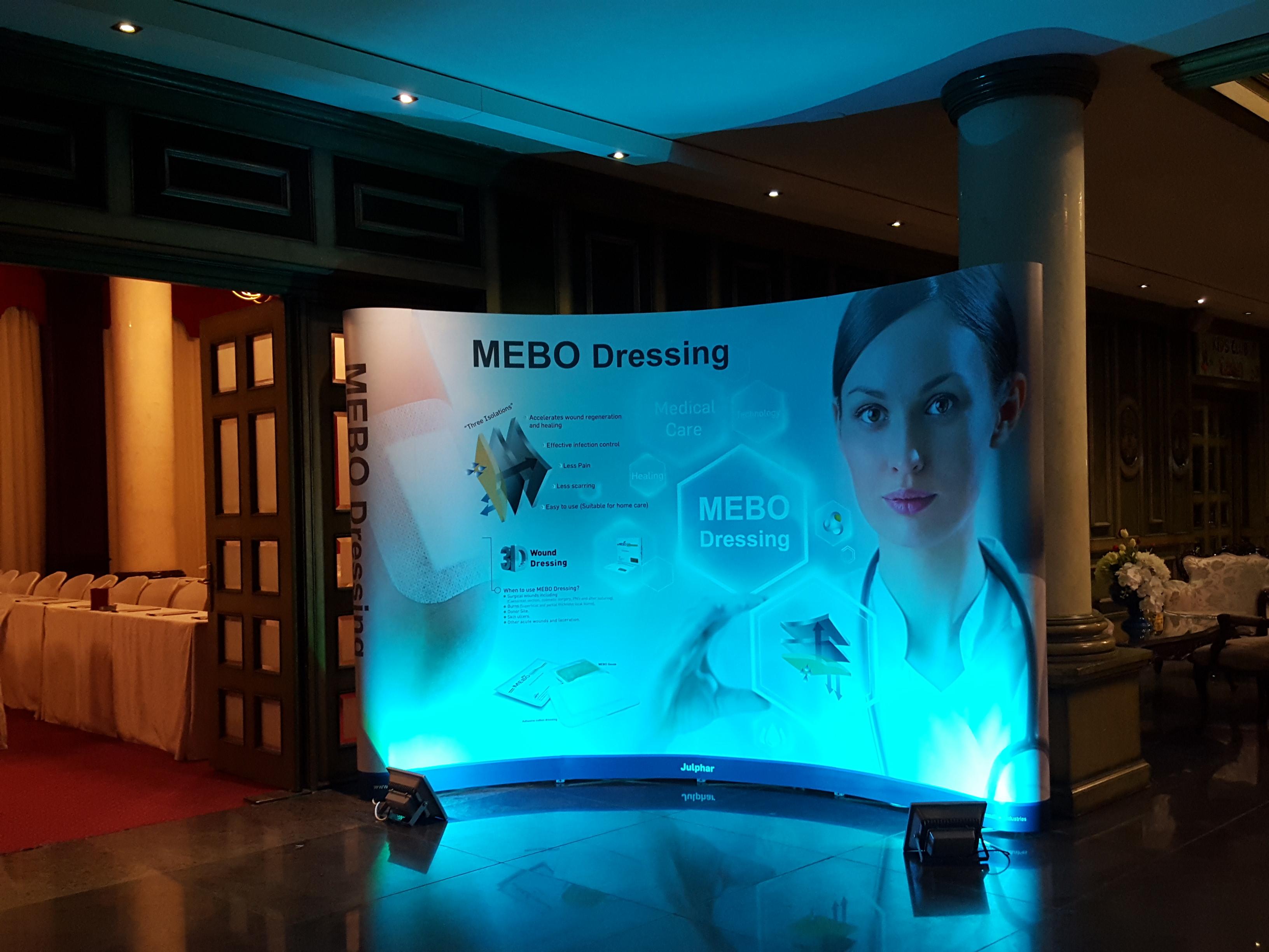Julphar launches MEBO Dressing in Lebanon