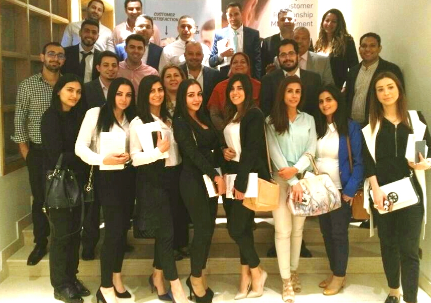 Launch of Customer Relationship Management (CRM) system in Lebanon