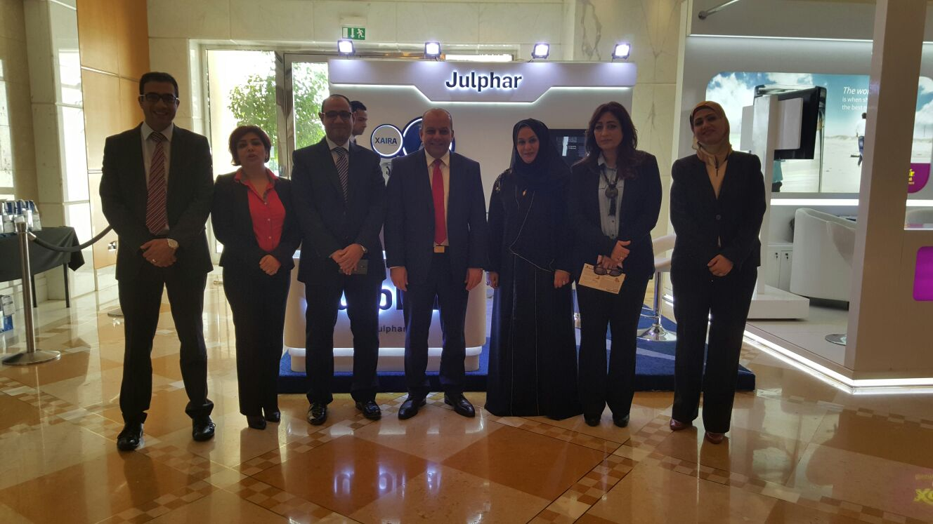 Julphar participated in the 7th Gulf Thoracic Congress