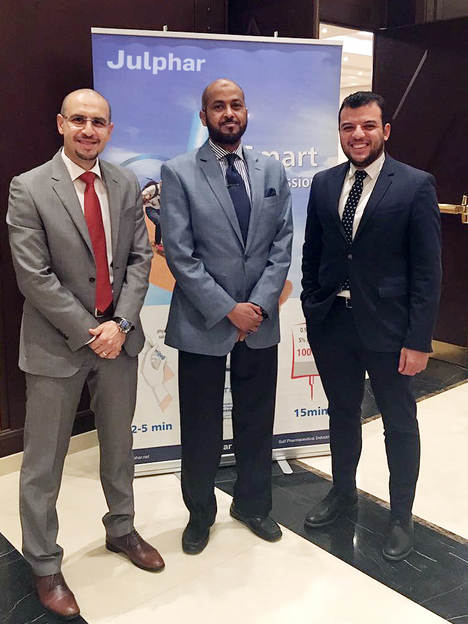 Julphar participates in a scientific lecture in Riyadh, KSA