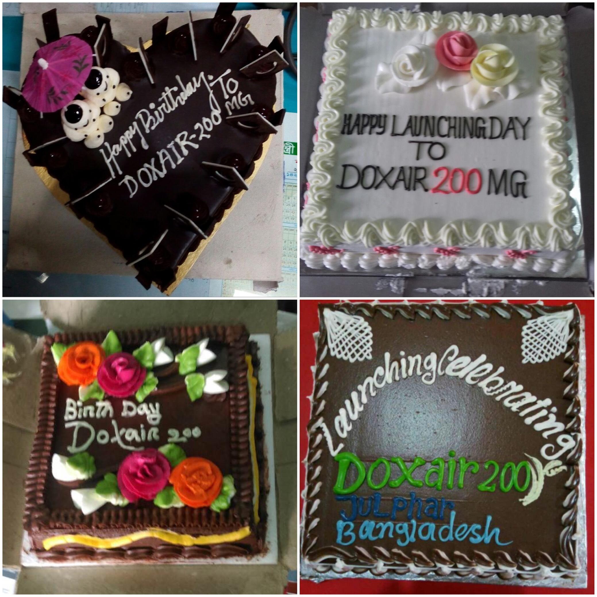 Julphar Bangladesh celebrates Doxair 200 launching program
