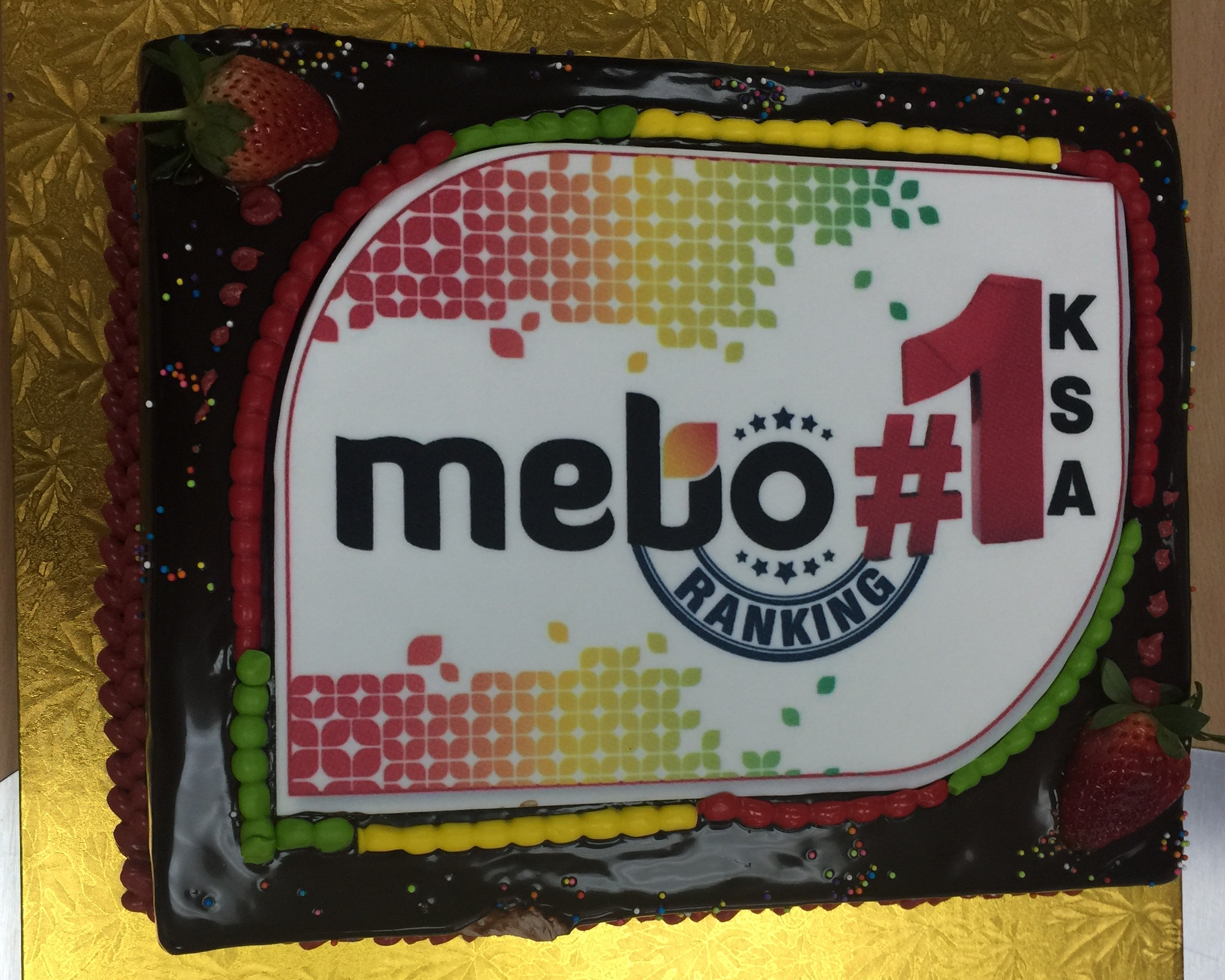 MEBO ranked No. 1 in Saudi Arabia