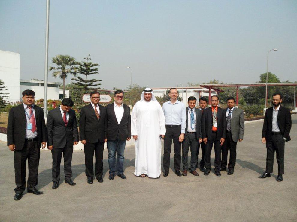 Julphar Bangladesh's Board of Directors meets in Dhaka