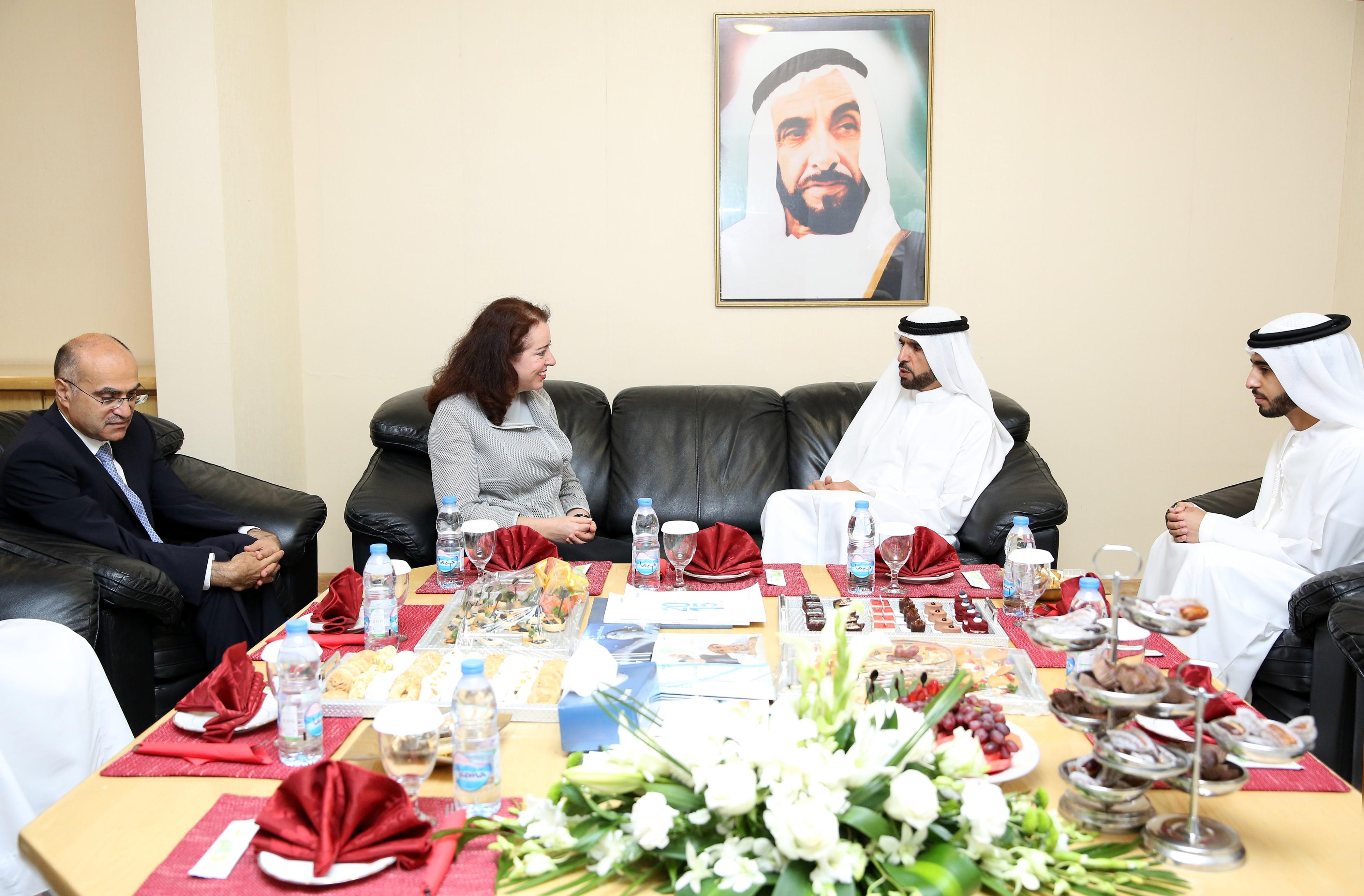 Swiss Ambassador visits Julphar