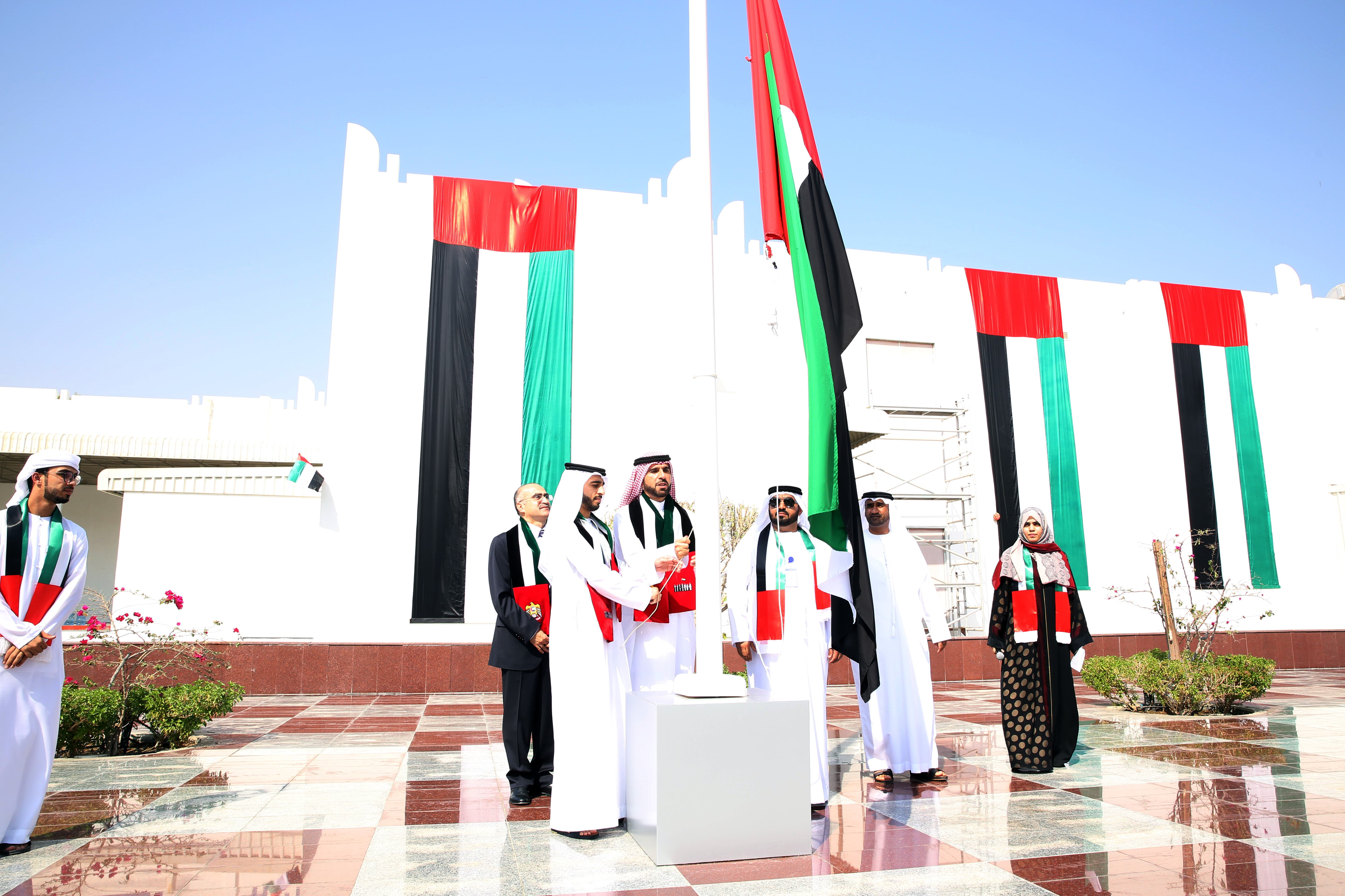 Julphar celebrates UAE Flag Day