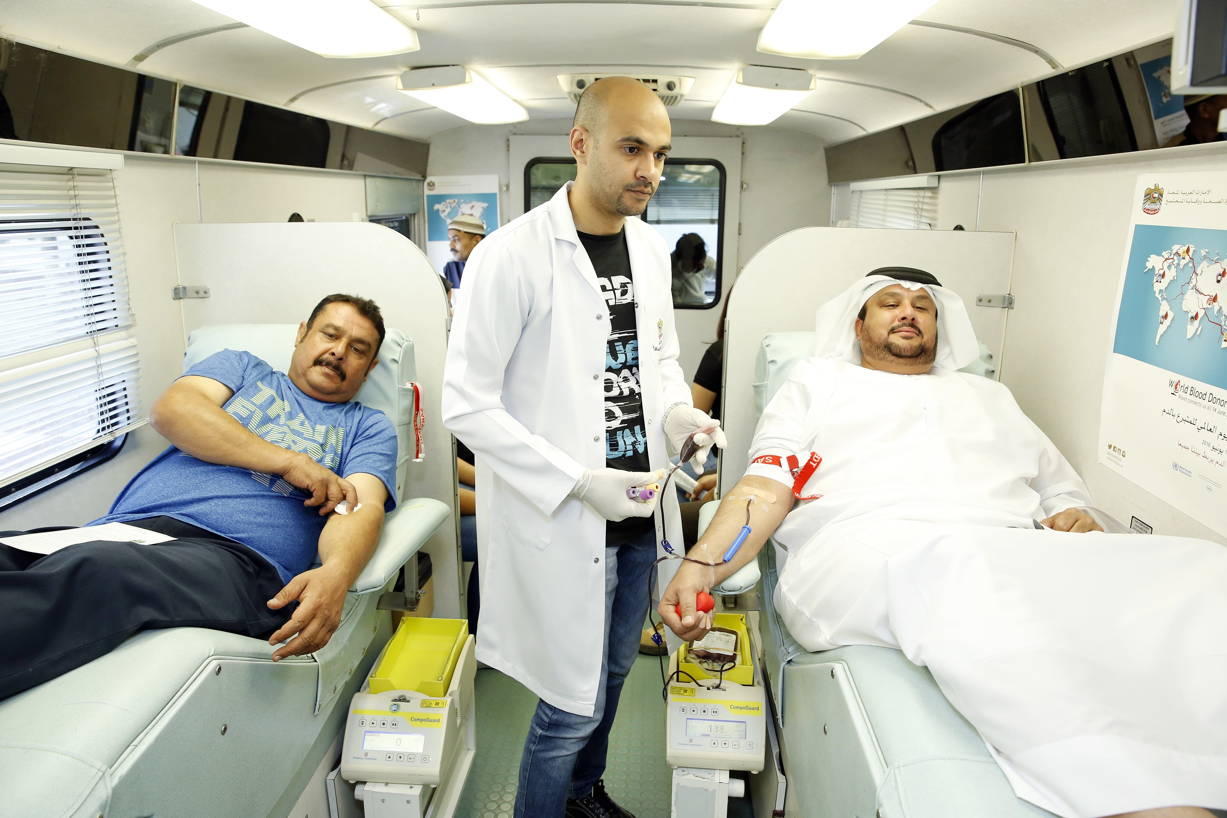 Julphar holds another successful Blood Donation Campaign