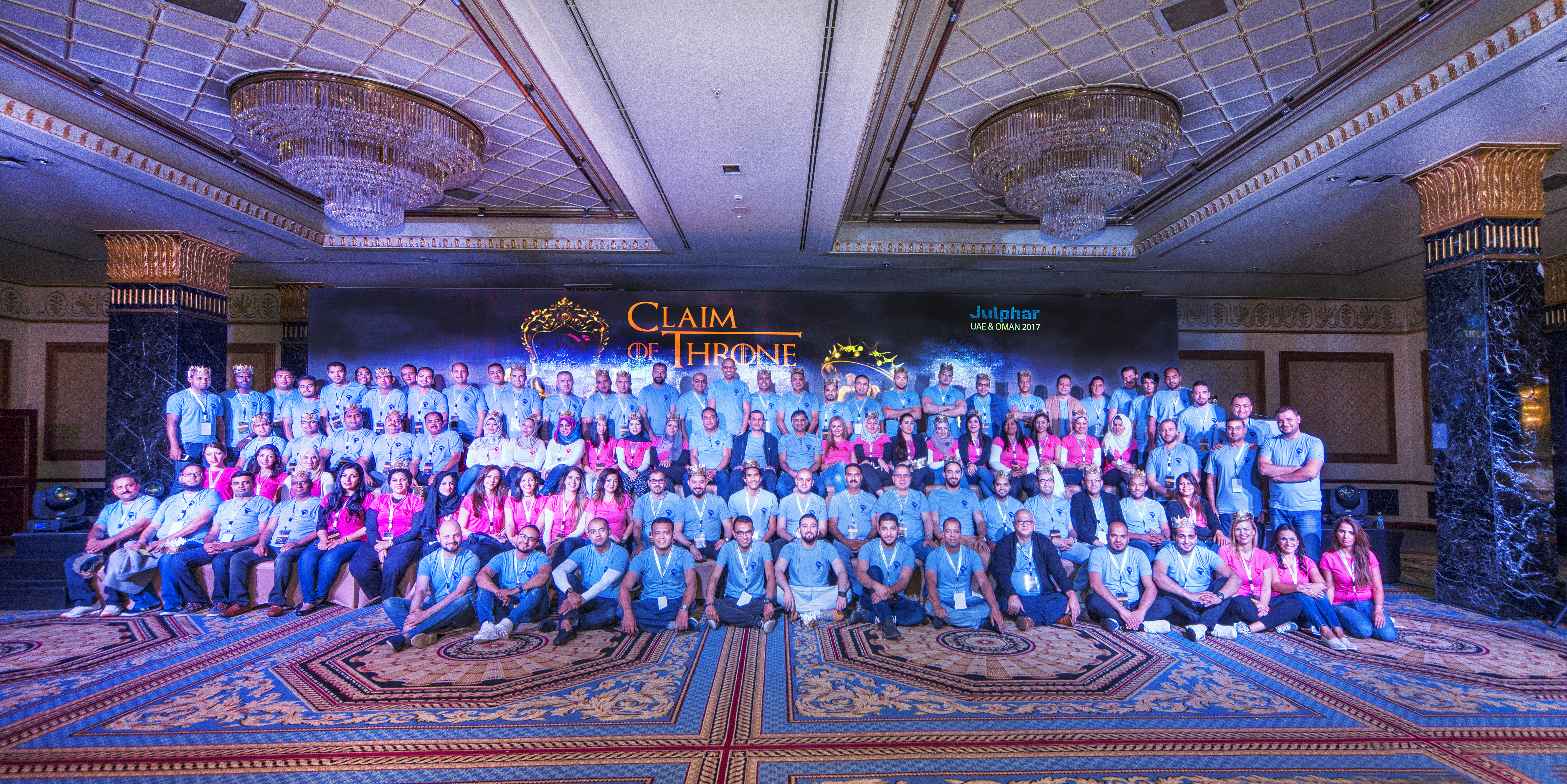 Julphar holds a cycle meeting for its staff across UAE and Oman