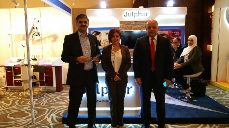 Julphar participated in the 6th EROC 2016